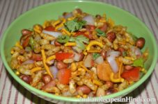 bhelpuri recipe image, भेल पूरी रेसिपी, bhel poori, भेलपुरी Recipe in Hindi