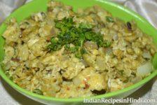 egg bhurji recipe, अंडा भुर्जी, anda sabji