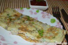 egg omelet recipe, anda amlet image, अंडा आमलेट