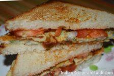 egg sandwich recipe image, egg sandwich in hindi, अंडा सैंडविच बनाने की विधि