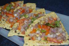 masala papad recipe, मसाला पापड़ रेसिपी