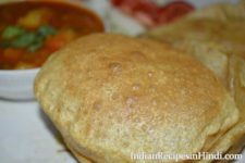 puri recipe image, पूड़ी बनाने की विधि, puri recipe
