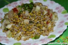 sprouts fry image, fried sprouts, फ्राइड स्प्राउट्स