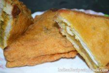 bread pakora imgae, bread pakora photo, bread pakoda recipe in Hindi