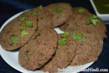 kuttu atta idli, kuttu ke aate ki idli, कुट्टू के आटे की इडली, buckwheat idli recipe image