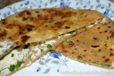 paneer ka paratha, पनीर का पराठा बनाने की विधि, cheese paratha recipe