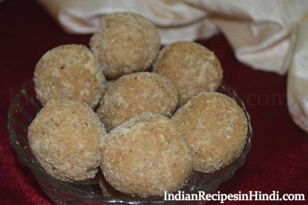 gond ke laddu image, गोंद के लड्डू, gond ladoo recipe in Hindi