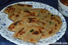 sindhi koki recipe in hindi, sindhi loli recipe, सिंधी कोकी रेसिपी