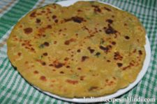 sweet corn paratha, स्वीट कॉर्न का पराठा, corn paratha image, sweet corn paratha photo