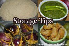 food storage tips, tips image, food tips in Hindi, खाने से संबंधित टिप्स