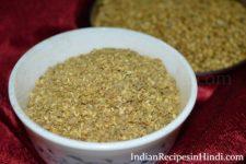 dhaniya powder, धनिया पाउडर बनाने की विधि, homemade coriander powder in Hindi