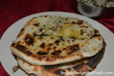 gobhi tandoori roti, gobi paratha image, gobi paratha banane ki vidhi in Hindi