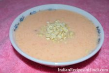 coconut kheer recipe in hindi